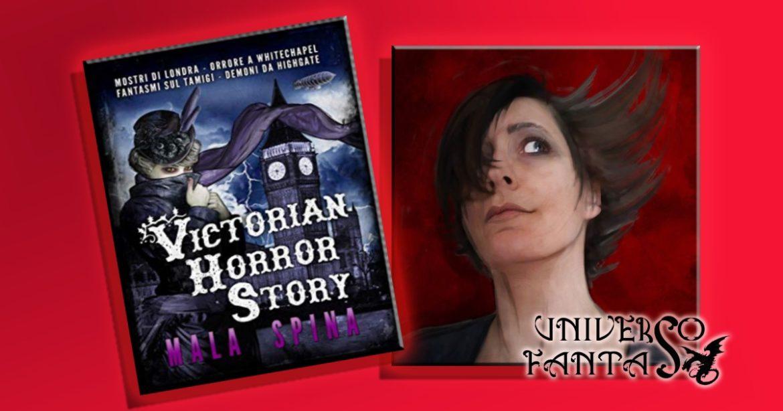 Victorian Horror Story - copertina