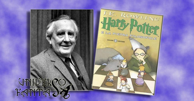 HP by Tolkien Copertina