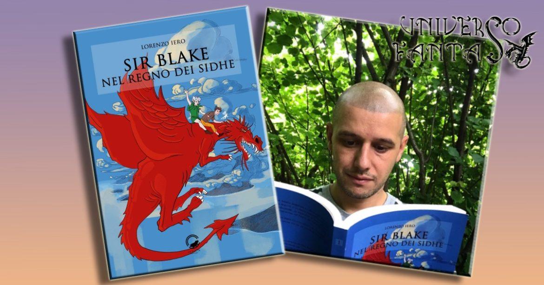 Sir Blake copertina
