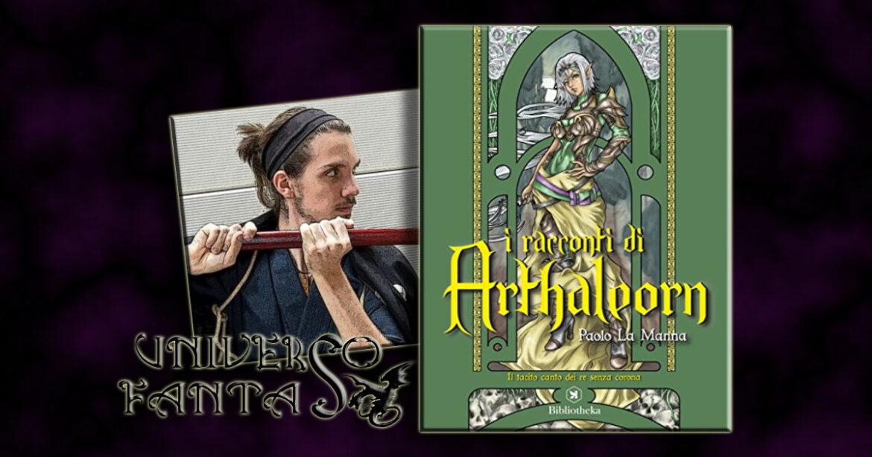 Racconti di Arthaleorn - copertina