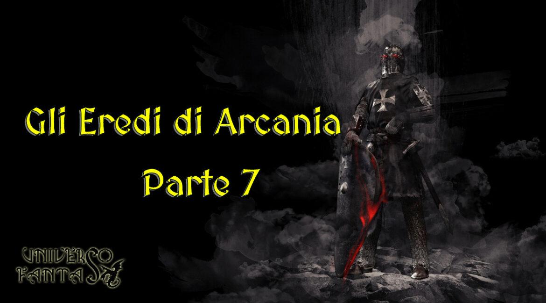Eredi Arcania 7 - Copertina
