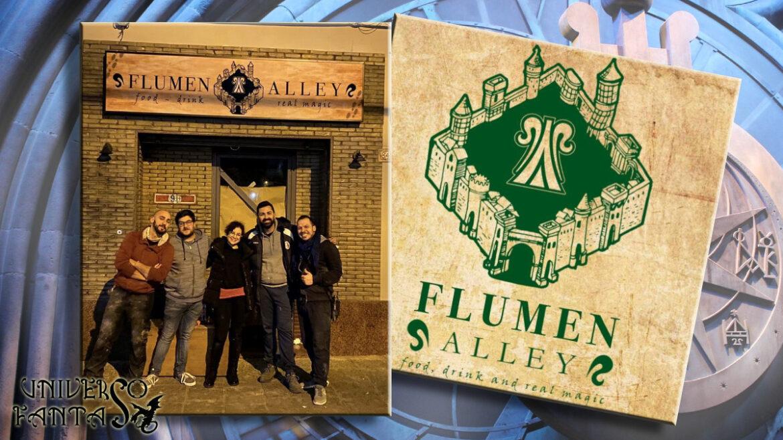 Flumen Alley -Intervista - Copertina